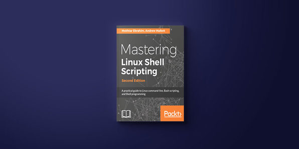 Mastering Linux Shell Scripting, Second Edition - Product Image