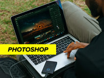 Processing & Retouching in PhotoShop - Product Image