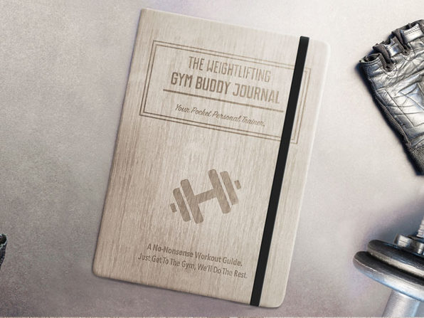 The Weightlifting Gym Buddy Journal