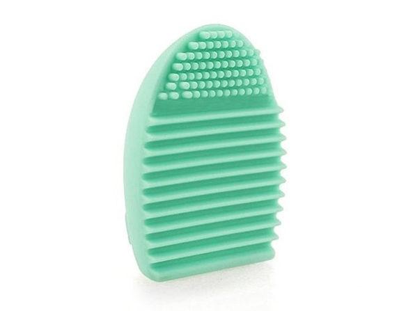 Professional Cosmetic Brush Cleaner: 2 Pack (Mint) | Joyus