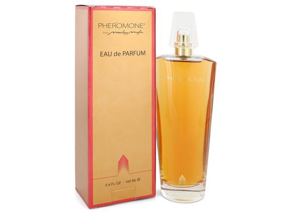 3 Pack PHEROMONE by Marilyn Miglin Eau De Parfum Spray 3.4 oz for Women - Product Image