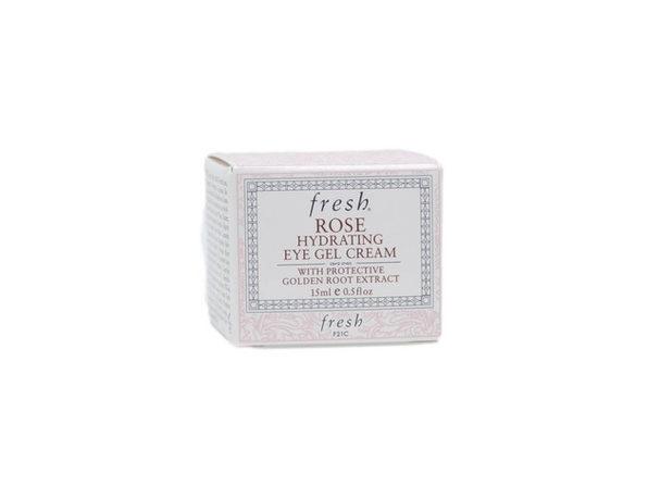 Fresh Rose Hydrating Eye Gel Cream - 0.5oz (15ml)