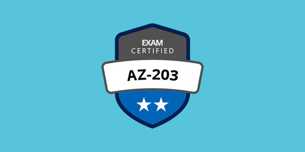 AZ-203 Developing Solutions for Microsoft Azure Exam Prep - Product Image