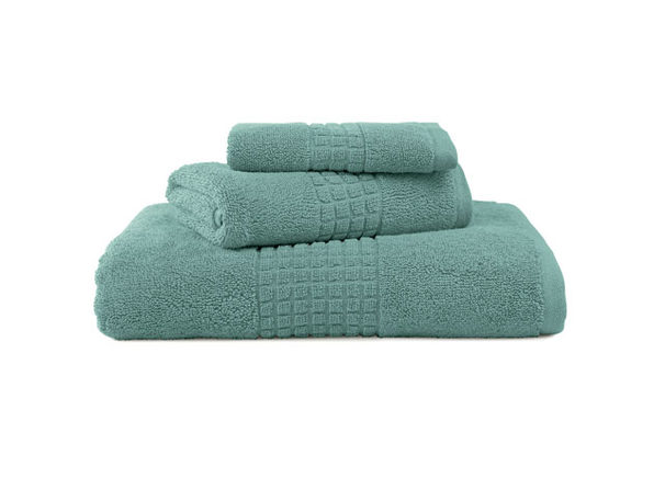 Valentino Luxe 3-Piece Egyptian Cotton Spa Towel Set