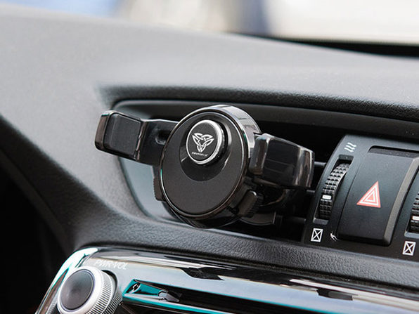 ARMOR-X One-Lock Air Vent Car Mount