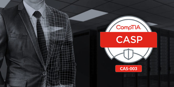 CompTIA Advanced Security Practitioner CASP CAS-003 - Product Image