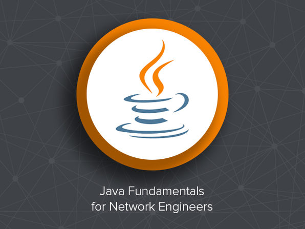 Java Fundamentals for Network Engineers - Product Image