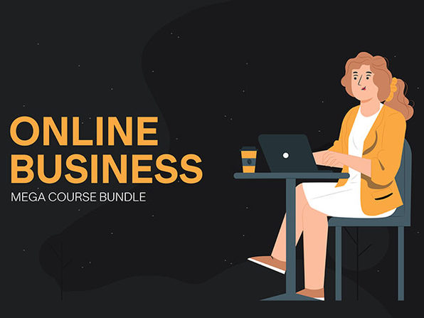 Online Business Mega Course Bundle