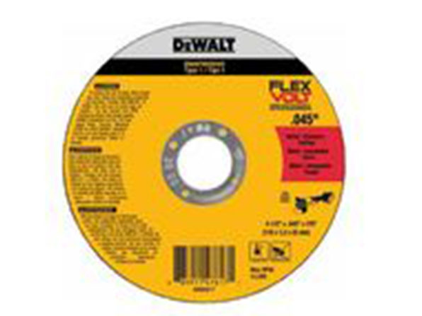 "DEWALT DWAFV84514H 4-1/2"" Grinding Wheel"