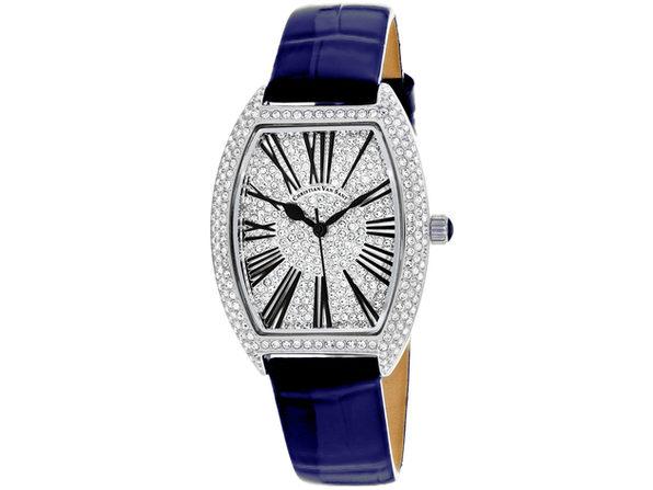 Christian Van Sant Women's Chic Silver Dial Watch - CV4841