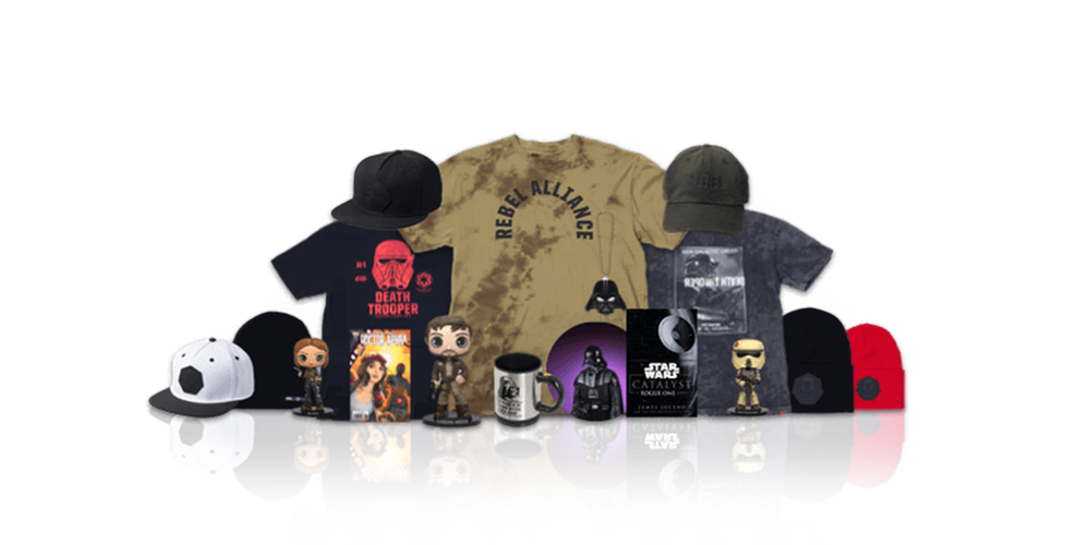Rogue One: A Star Wars Story NEFF Collector's Box