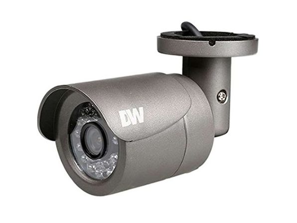 Digital Watchdog 2.1MP 4MM OUT IR IP BUL/ 12/ POE - 6K-MB721M4TI