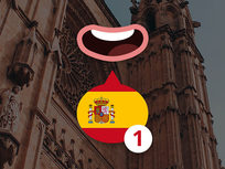 Spanish for Beginners: Learn Conversational Spanish Quickly - Product Image