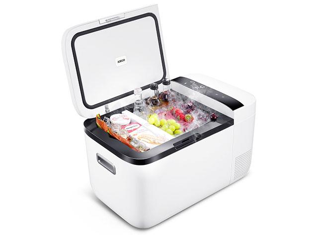 ICECO Go20: Ultimate 20L Portable Car Freezer