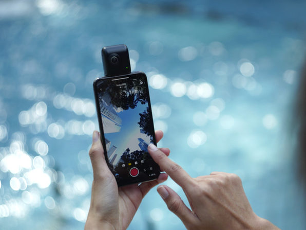 Insta360 Nano S iPhone VR Camera