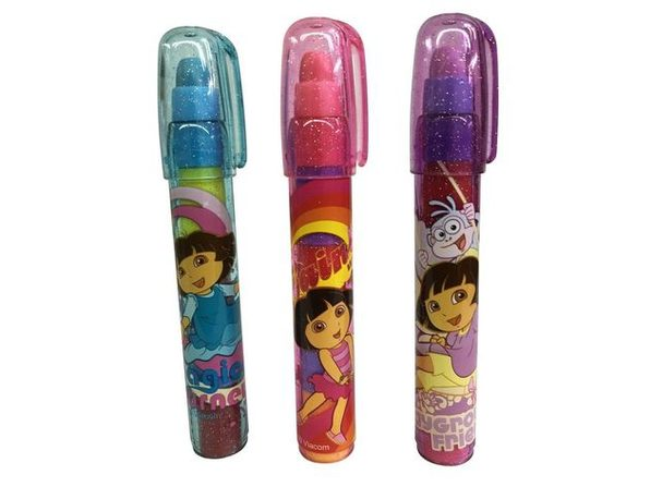 Erasers - Dora - 3ct - Party Favors - Stackable