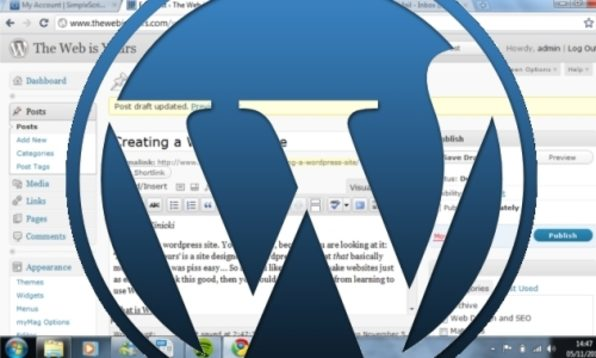 WordPress Express Course - Product Image