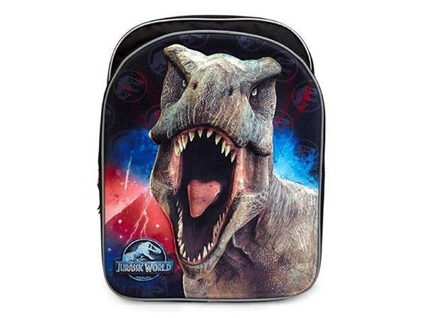 Backpack - Jurassic World - Large 16 Inch - 3D - EVA
