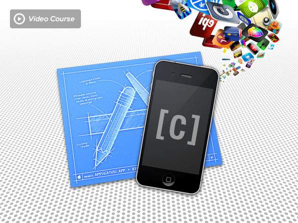 Projects In iOS E-Learning Course - Product Image