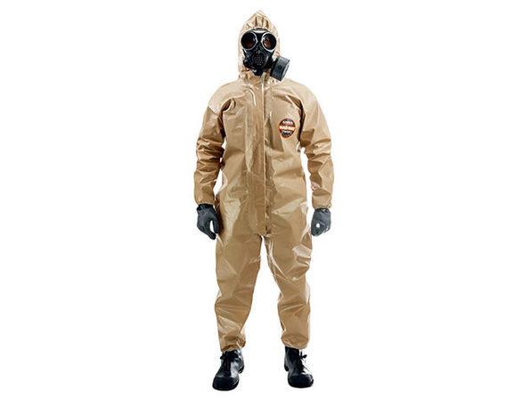 Haz-Suit: Protective CBRN Hazmat Suit (YS)