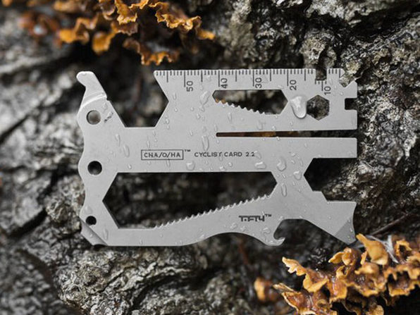 Cyclist Card Everyday Carry Multi-Tool