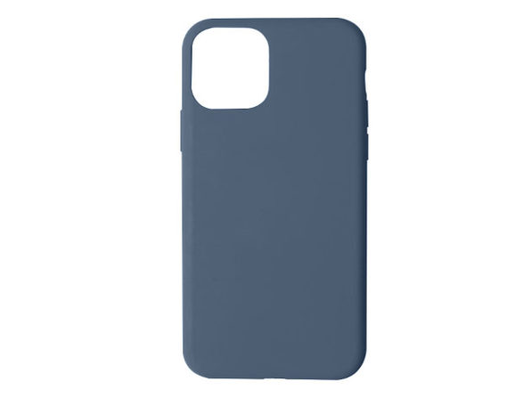 iPhone 12 mini Protective Case Dark Blue - Product Image