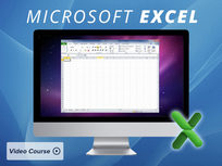 Microsoft Excel 2011 Course - Product Image