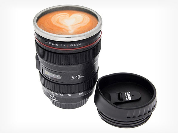 The Camera Lens Mug Keep Your Drinks Hot Style Cool