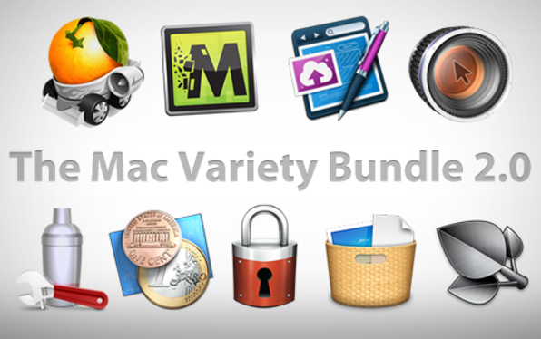 The Mac Variety Bundle 2.0 - Product Image