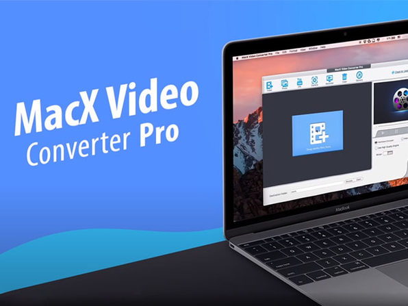 MacX Video Converter Pro: Family Lifetime License