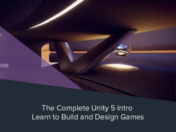 The Complete Unity 5 Intro - Learn to Build and Design Games - Product Image