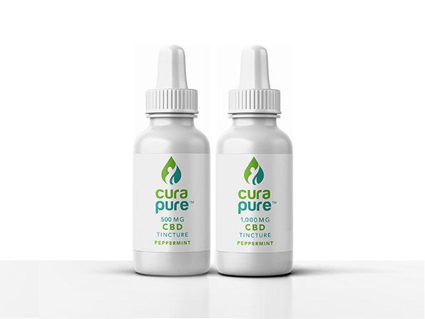 Curapure CBD Oil Tincture Drops