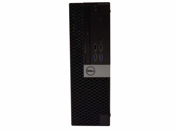 Dell Optiplex 5040 Desktop PC, 3.2GHz Intel i5 Quad Core Gen 6, 8GB RAM, 1TB SSD, Windows 10 Home 64 bit (Renewed)