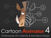 Cartoon Animator 4 PRO for Windows - Product Image