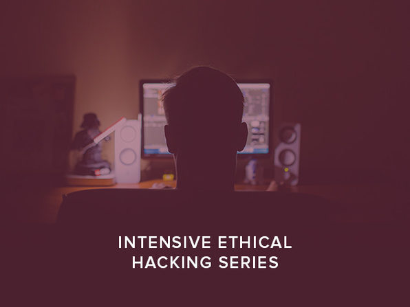 Intensive Ethical Hacking Series - Product Image