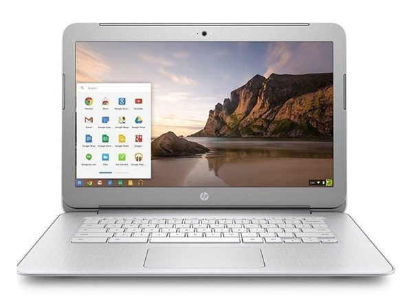 "HP Chromebook G1 14"" Celeron 2955U 4GB RAM 16GB eMMC (Certified Refurbished)"
