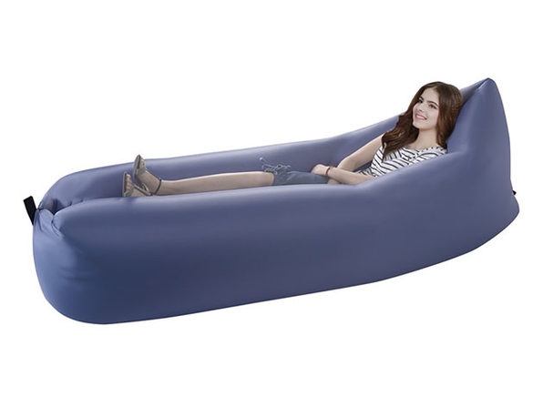 Inflatable Lazy Sofa (Grey)