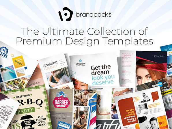 BrandPacks Professional Templates