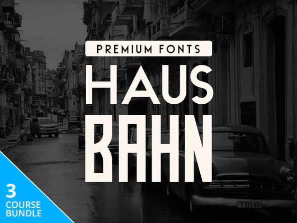 Pay What You Want: Premium Fonts Bundle