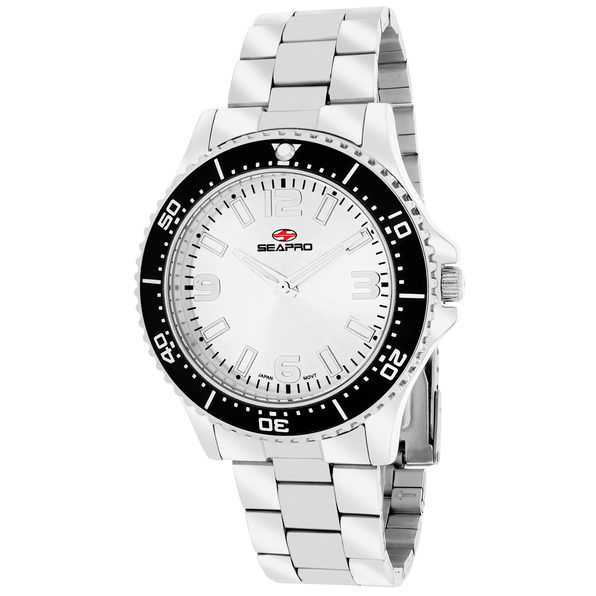 Seapro Women's Tideway White Dial Watch - SP5410