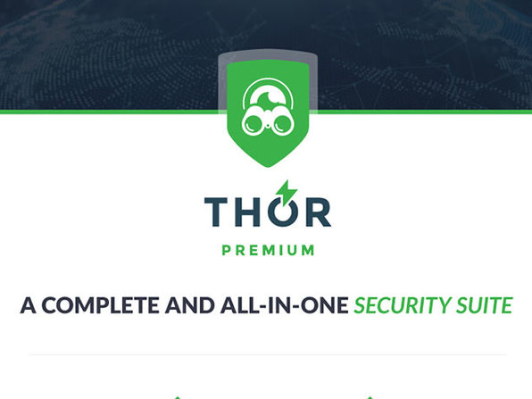 Heimdal™ Thor Premium: 3-Yr Subscription