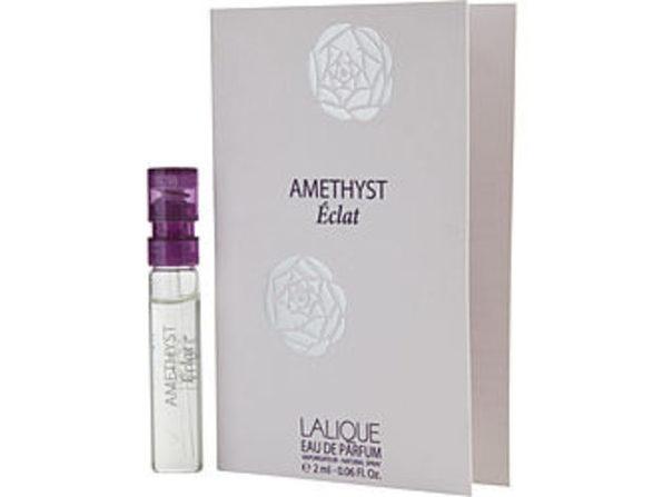 LALIQUE AMETHYST ECLAT by Lalique EAU DE PARFUM SPRAY VIAL For WOMEN - Product Image