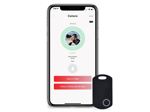 LutiKey Bluetooth Tracker Device