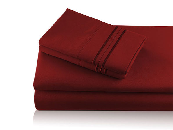 Bali Bamboo Luxury 6-Piece Wine Sheet Set