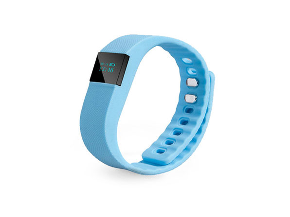 Fitness Activity Tracker Smart Wristband (Blue)