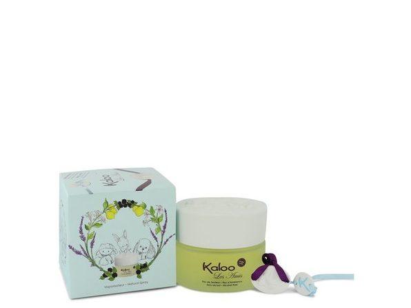 Kaloo Les Amis by Kaloo Eau De Senteur Spray / Room Fragrance Spray (Alcohol free) + 2 Free Bracelets 3.4 oz