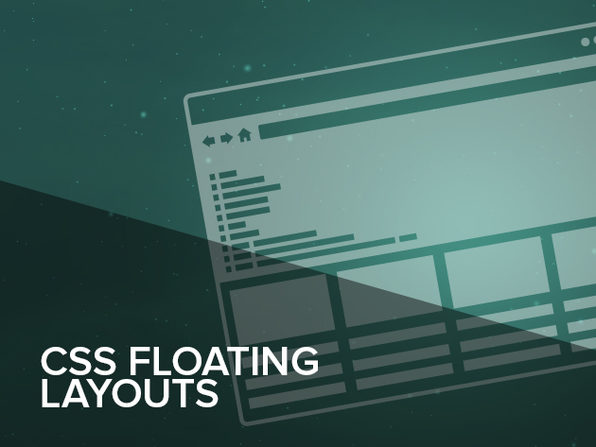 CSS Floating Layouts Online Short Course - Product Image