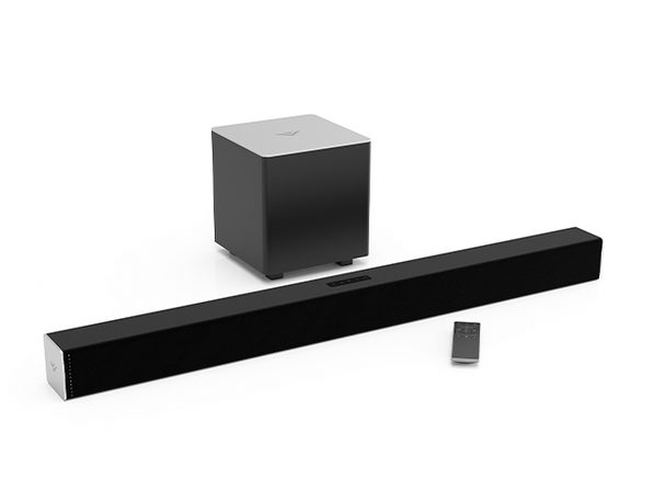 "VIZIO SB3821-C6 38"" 2.1 Soundbar System with Wireless Subwoofer (Certified Refurbished)"