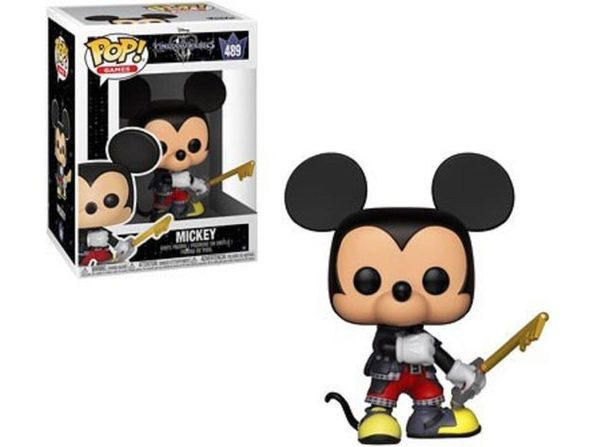 Funko POP - Kingdom Hearts - Mickey - Vinyl Collectible Figure