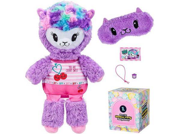 Pikmi Pops Giant Pajama Llama Gemmi Jamma Giant Scented Stuffed Animal Plush Toy